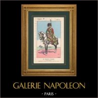 Napoleon I and his Staff (V. Huen) - Prince Eugène de Beauharnais