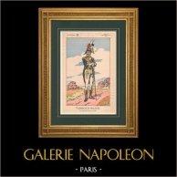 Napoleon I and his Staff (V. Huen) - Drum major