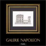 Hotel Avenue Marigny in Paris (Frankreich)