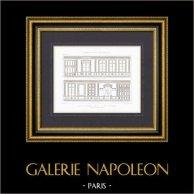 Court of Cassation - Paris - Architect M. Duc (France)