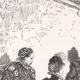 DÉTAILS 01 | Don Quichotte par Gustave Doré - Chapitre LVII - Ce qui arriva à Don Quichotte avec l'effrontée et discrète Altisidore