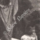 DÉTAILS 04 | Don Quichotte par Gustave Doré - Chapitre LVII - Ce qui arriva à Don Quichotte avec l'effrontée et discrète Altisidore
