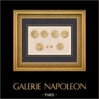 Antikes Griechenland - Medaillen - Karthago (Tunesien)