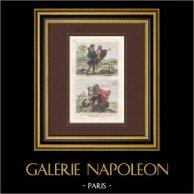 Gaule - Gaulois de la Togata - Gaule Cisalpine - Barde Gaulois - 50 ans avant J.C.
