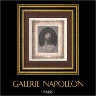 Jésus-Christ - Couronne d'épines du Christ - Passion du Christ (Guido Reni)