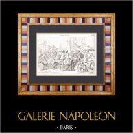 Costume - Europe - Cavalier - Empereur - Noblesse - XVIème Siècle