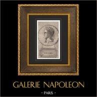 Portret van Galba - Romeinse keizer (1ste eeuw)
