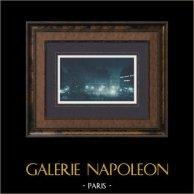 Natt i Paris - Paris Operahus - Opéra Garnier