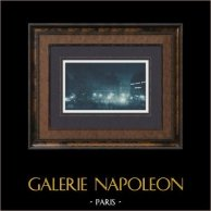 Paris à Noite - Ópera Garnier - Palais Garnier