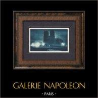Paris by Night - Cathédrale Notre Dame de Paris
