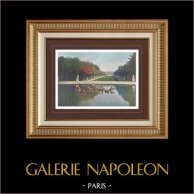 Palace of Versailles - Château de Versailles - Gardens - Bassin d'Apollon