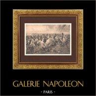 Bataille de Waterloo - Napoléon Bonaparte - Guerres Napoléoniennes - 7ème Coalition (18 juin 1815)