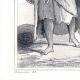 DÉTAILS 02 | Egypte 19ème Siècle - Costumes égyptiens : Bey, Scheick, Mameluck, Bédouin