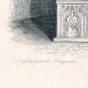 DÉTAILS 02 | Portrait en pied de Blanche de Castille - Reine de France (1188-1252)