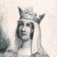 DÉTAILS 04 | Portrait en pied de Blanche de Castille - Reine de France (1188-1252)