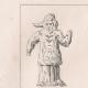 DÉTAILS 02   Statuettes et Collier d'Or - Représentation de Odin et Tyr - divinités de la mythologie nordique
