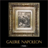 Une Semaine de Paryż - Messéniennes Przez Casimir Delavigne