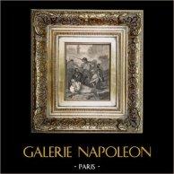 Une Semaine de Parijs - Messéniennes door Casimir Delavigne