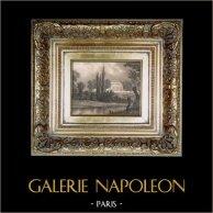 La Madeleine - Vernon (Eure) -  Casimir Delavignes Huv
