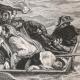 DETAILS 07 | The Shipwreck of Don Juan (Eugène Delacroix)