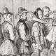 DÉTAILS 06   Visite de la Reine Elisabeth d'Angleterre au Chateau de Kenilworth en 1575 (Alfred and Tony Johannot)