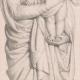 DÉTAILS 06   Groupe en marbre de la Vierge  et l'enfant Jésus par Eugène Andre Oudine (Paul Flandrin)