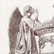 DÉTAILS 05 | Vase funéraire en Marbre Blanc  (Jean-Jacques Pradier)