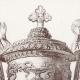 DÉTAILS 07 | Vase funéraire en Marbre Blanc  (Jean-Jacques Pradier)