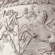 DÉTAILS 08 | Vase funéraire en Marbre Blanc  (Jean-Jacques Pradier)