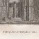 DÉTAILS 01 | Histoire  et Monuments de Paris - Portail de la Chapelle Saint Yves