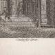 DÉTAILS 04 | Histoire  et Monuments de Paris - Portail de la Chapelle Saint Yves