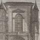 DÉTAILS 05 | Histoire  et Monuments de Paris - Portail de la Chapelle Saint Yves