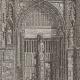 DÉTAILS 06 | Histoire  et Monuments de Paris - Portail de la Chapelle Saint Yves