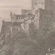 DÉTAILS 05   Chateau -  Forteresse de Gutenfels  - Hesse (Allemagne)