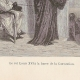 DÉTAILS 01 | Histoire et Monuments de Paris - Révolution Française - Le Procès du Roi Louis XVI