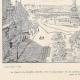 DÉTAILS 01 | Histoire et Monuments de Paris - La Place de la Bastille - Emplacement de ses Anciennes Fortifications et de sa Forteresse en 1789