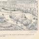 DÉTAILS 02 | Histoire et Monuments de Paris - La Place de la Bastille - Emplacement de ses Anciennes Fortifications et de sa Forteresse en 1789