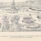 DÉTAILS 03 | Histoire et Monuments de Paris - La Place de la Bastille - Emplacement de ses Anciennes Fortifications et de sa Forteresse en 1789