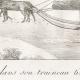 DÉTAILS 02   Kamtschadale dans son Traineau tiré par des Chiens (Itelmènes - Kamtchatka - Russie)