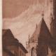 DETAILS 06 | Feux de joie de la St-Thiébaut - Church (Alsace - France)