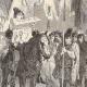 DÉTAILS 04   Révolte des Maillotins sous Charles VI - Huissier à Cheval aux Halles