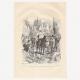 DÉTAILS 07   Révolte des Maillotins sous Charles VI - Huissier à Cheval aux Halles