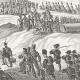 DETALLES 03   Guerras Napoleónicas - Napoleón Bonaparte Cruzando los Alpes por el Paso de San Bernardo