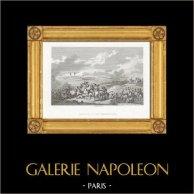Napoleonic Wars - The Battle of Friedland (1807)