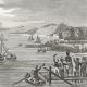 DÉTAILS 03   Guerres Napoléoniennes - Entrevue de Napoléon et du Tsar Alexandre Ier de Russie sur le Fleuve Niémen (1807)