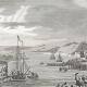 DÉTAILS 04   Guerres Napoléoniennes - Entrevue de Napoléon et du Tsar Alexandre Ier de Russie sur le Fleuve Niémen (1807)