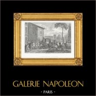 Napoleonic Wars - Udine Conferences - The Treaty of Campo Formio (1797)
