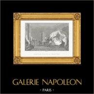 Guerras Napoleónicas - Morte de Napoleão Bonaparte (1821)