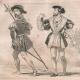 DÉTAILS 04 | Modes et Costumes Français du XVIème Siècle (16ème) - Cour du Roi de France - François 1er (1515 / 1520)