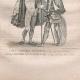 DÉTAILS 01 | Modes et Costumes Français du XVIème Siècle (16ème) - Cour du Roi de France - Louis XII (1500)